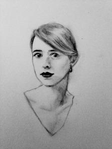 Illustration till intervju Illustratˆr- Ida Stuenes